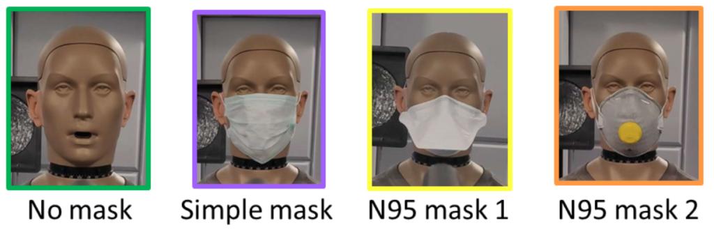 ماسک های پزشکی