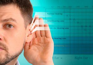 تشخیص کم شنوایی